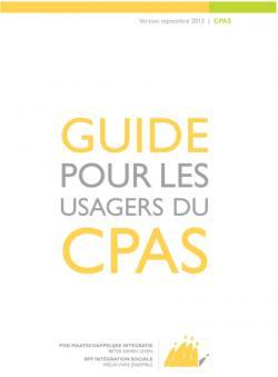 Guide pour les usagers du CPAS