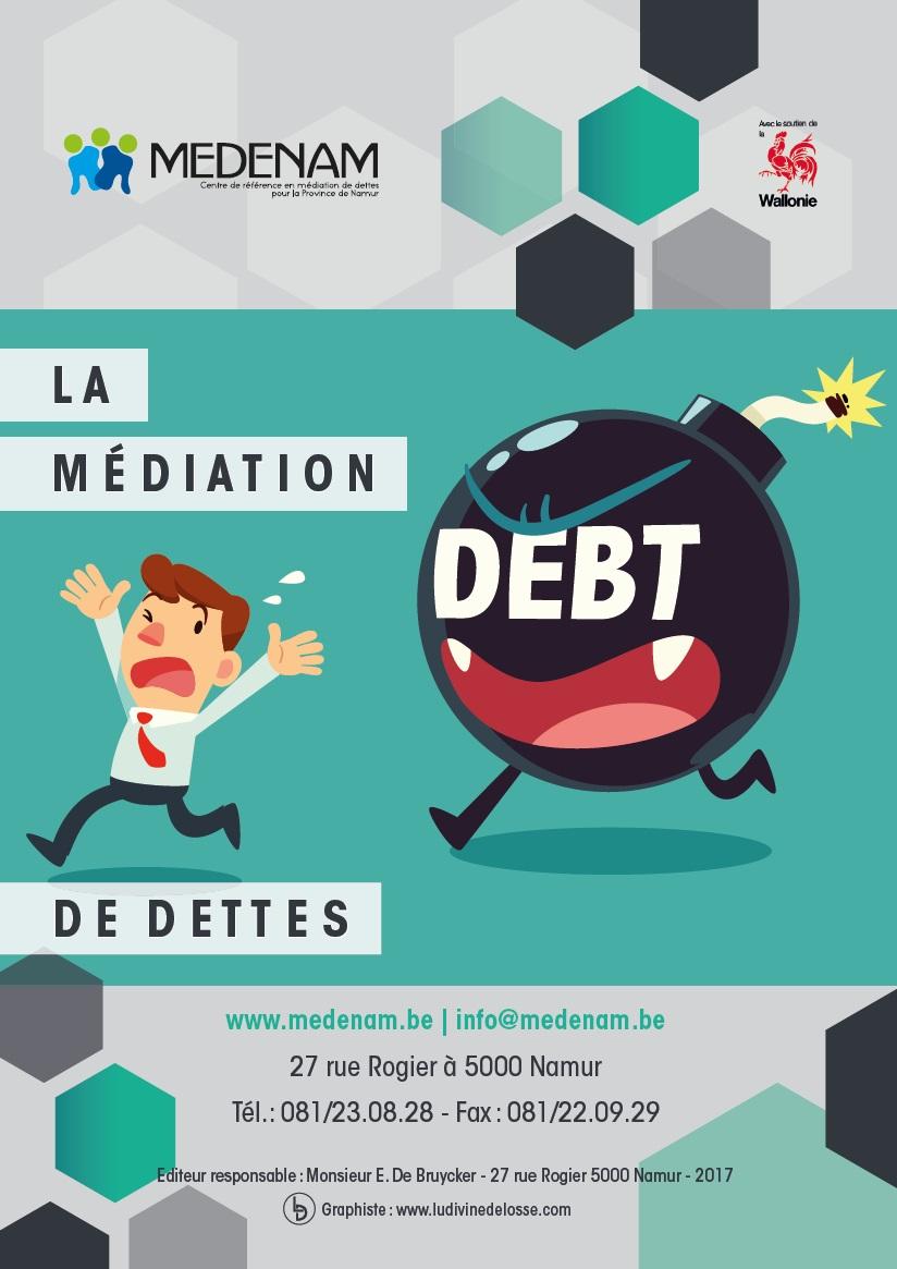 La médiation de dettes / La guidance et la gestion budgétaire